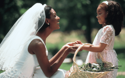 History of Flower Girls